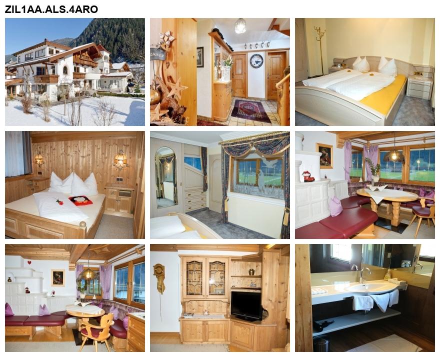 Unterkunft: Ferienwohnung ZIL1AA.ALS.4ARO