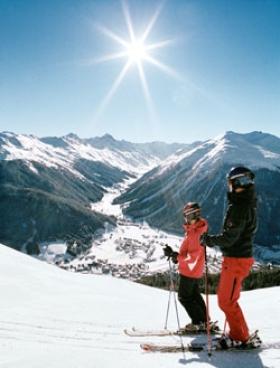 Reisebild: davos_skifahren.jpg - PiaundDirk.de