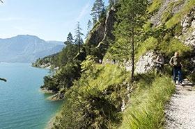 Wandern am Achensee