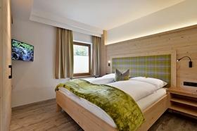 Alpinschlössl in Mayrhofen: Schlafzimmer