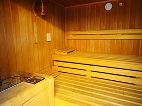Pension Christina - Sauna