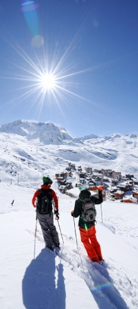 Ski & Boarderweek in Val Thorens