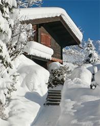 Ferienhaus, Chalet oder Skihütte?