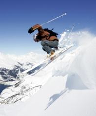 Ski fahren in Frankreich