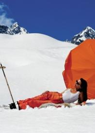 Skiurlaub im April