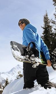Skiurlaub in der Gruppe