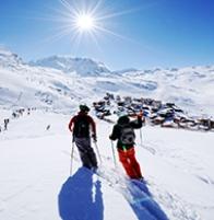 Ski-Unterkünfte an Ostern