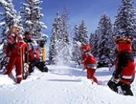 Skiurlaub an Weihnachten