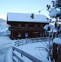 Ski fahren im Zillertal