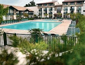 Reisebild: resort_moliets_anlage_2.jpg - PiaundDirk.de