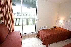 Resort Moliets - Schlafzimmer