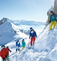 Skiurlaub im Sportclub
