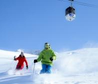 Skiurlaub im Januar