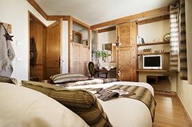 L'Oxalys - Beispiel Schlafzimmer