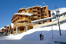 Skifahren Val Thorens - Chalet Val 2400