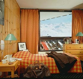 Val Thorens: Appartement-Beispiel
