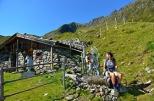 Die Alpenüberquerung - zu Fuss vom Tegernsee bis Sterzing