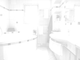 Appartementhaus Alpenjuwel: Bad (Beispiel)