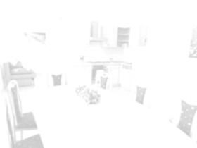 Appartementhaus Alpenjuwel: Wohnbereich mit Essecke (Beispiel)